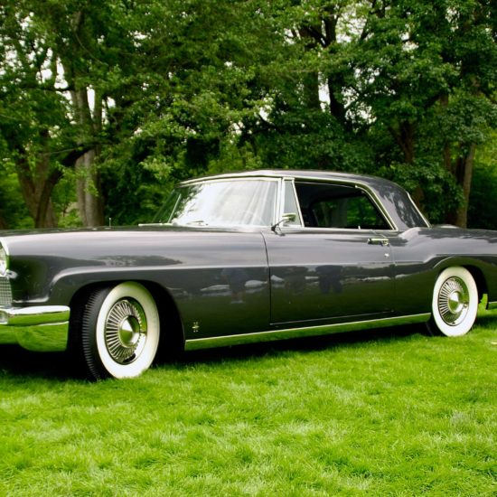1956 Continental Mark II C56 J 3348   Milwaukee Masterpiece Classic Car Collection