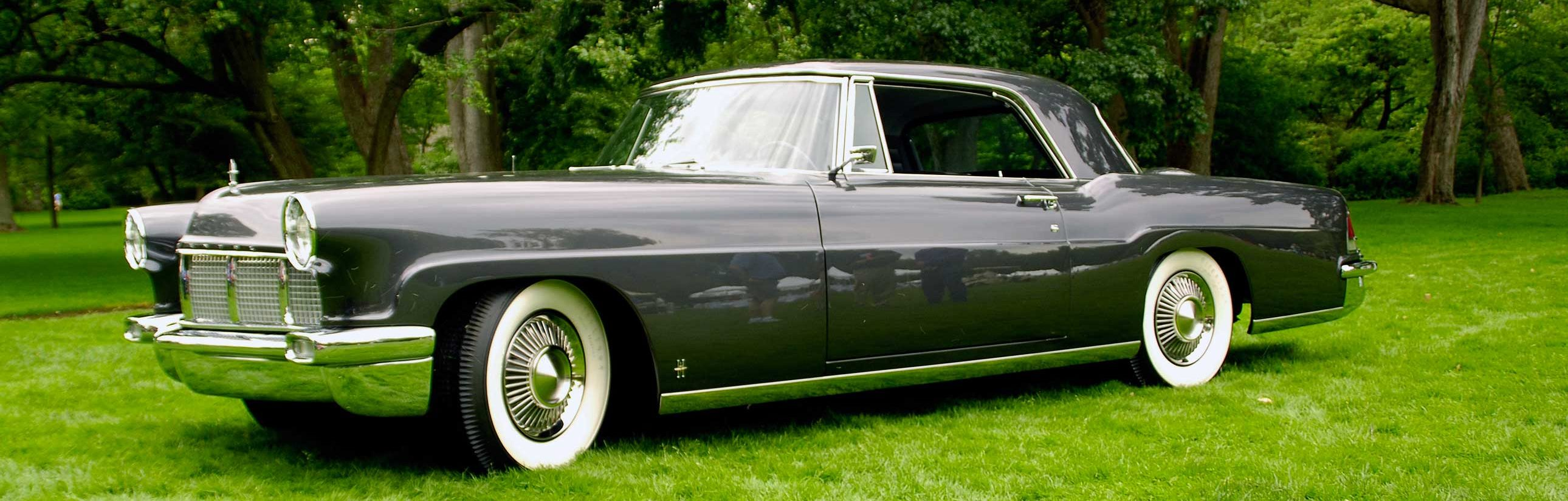 1956 Continental Mark II C56 J 3348 Leon Flagg Curt Lamon
