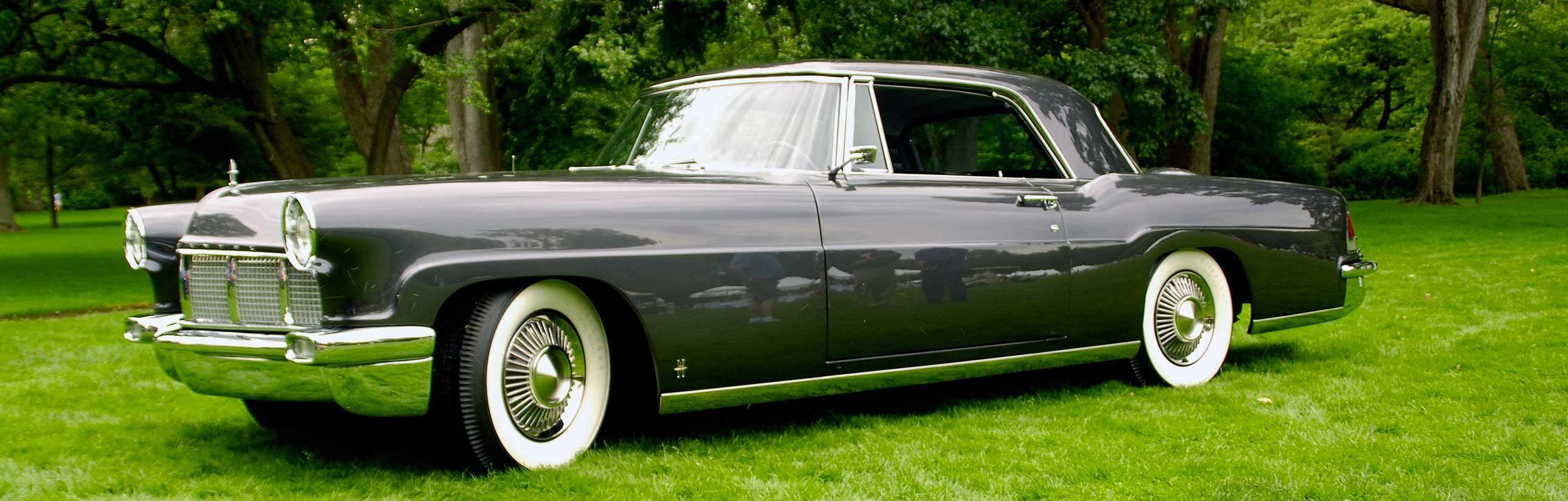 1956 Continental Mark II C56 J 3348 Leon Flagg Curt Lamon