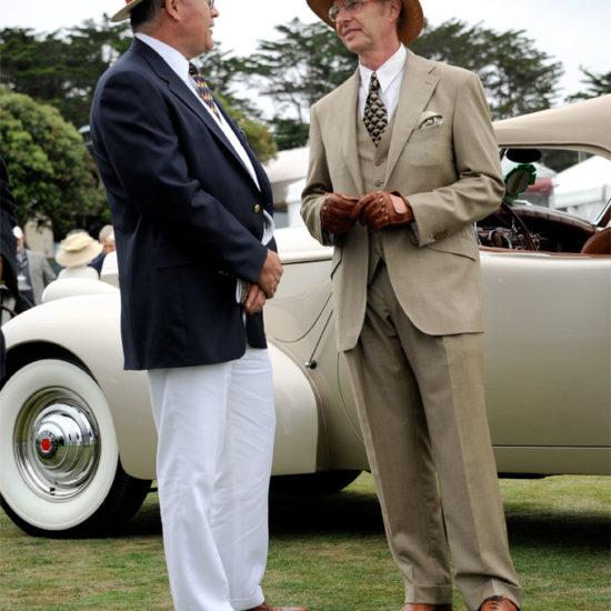 Milwaukee Classic Car Collectors Leon Flagg and Curt Lamon   The Milwaukee Masterpiece