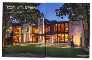 M Magazine October 2015 | Room with a View | Milwaukee Masterpiece